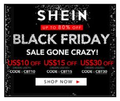 """""""Super Black Friday Sale with SheIn"""" by sara-dzc ❤ liked on Polyvore"""