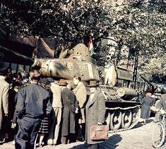 Budapest 1956 Prague, World Of Tanks, Budapest Hungary, War Machine, World War Two, Old Pictures, Historical Photos, Kenya, Mount Rushmore
