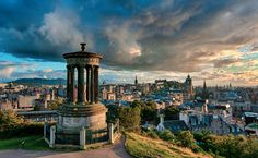 It didn't take you long to realise that everything in Edinburgh looks like it's from Harry Potter. | 37 Things Everyone Who Went To Edinburgh University Will Remember