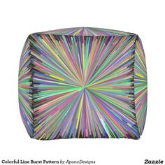 Customisable colourful gifts - t-shirts, posters, mugs, accessories and more from Zazzle. Choose your favourite colourful gift from thousands of available products. Outdoor Pouf, Color Patterns, Colorful, Gifts, Design, Presents, Colour Pattern, Gifs, Design Comics
