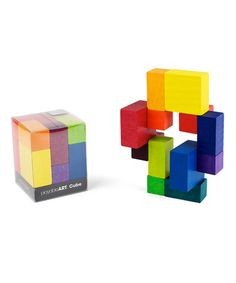 Another great find on #zulily! Playable Art Cube #zulilyfinds