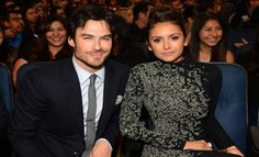 Nina Dobrev Posts Pic Making Silly Faces With Ian Somerhalder | Cambio