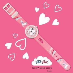 """Flik Flak στο Instagram: """"Gift this watch to your kids and contribute to a charitable action! . For every purchase of this personalized watches called YOUR MAGICAL…"""" Action, Map, Watches, Gifts, Instagram, Group Action, Presents, Wristwatches, Location Map"""