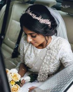 New Wedding Hairstyles Indian Christian Ideas dresses indian christian New Wedding Hairstyles Indian Christian Ideas Christian Wedding Dress, Christian Bridal Saree, Christian Bride, Christian Weddings, Bridal Hairstyle Indian Wedding, Bridal Hairdo, Indian Bridal Hairstyles, Bride Hairstyles With Veil, Easy Hairstyles