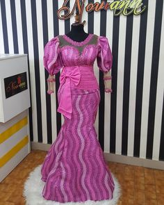 Aso Ebi Lace Styles, African Lace Styles, Short African Dresses, Lace Dress Styles, Ankara Gown Styles, African Fashion Designers, Latest African Fashion Dresses, African Clothes, Ankara Dress