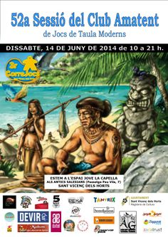 52a Sessió (14-06-2014) http://amatent.blogspot.com.es/2014/06/cronica-52a-sessio-14-06-2014.html