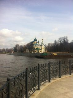 Waterways of the Czars (Moscow, Russia) p. 321