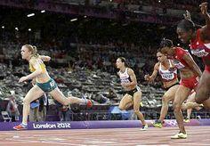 100 hurdles  Dawn Harper and Kellie Wells silver & bronze  #hurdles