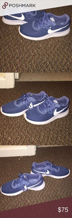 Nike roshe yeezys Got these for Christmas and have worn a few times but their too small :( looking to trade only for new nikes!!! or sell price is negotiable but it is pretty firm :) Nike Shoes Sneakers