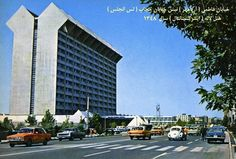 Ariamehr Avenue, Tehran Iran.