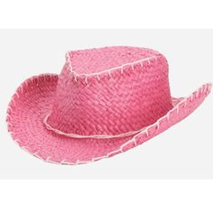 23.99 I found this on www.melondipity.com. This Pink Giddy Up Cowgirl Hat is a great hat for any little girl that wants to be a cowgirl or just dress up like one! What's even better is that this hat will protect your little girl from the sun with it's big cowgirl brim! This is a hot pink raffia cowgirl hat. The brim has an encased plastic wire so the brim is movable and form-able too!