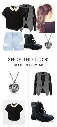"""Untitled #15"" by fangirlr18 ❤ liked on Polyvore featuring Aéropostale and Topshop"