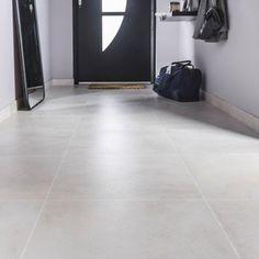 Floor and wall tiles beige concrete effect Live x cm Tile Floor Living Room, Concrete Tiles, Tiles, Living Room Flooring, Interior Tiles, Flooring, Tiled Hallway, Concrete Look Tile, Grey Floor Tiles