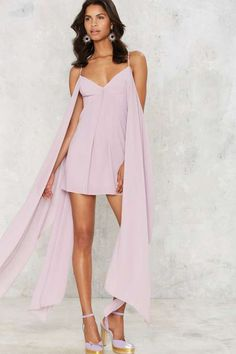 Nasty Gal Boogie Oogie Oogie Kimono Dress - Party Shop