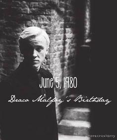 Happy Birthday Draco