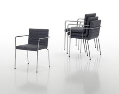 Elegance, timelessness, and versatility are all assets which have inspired the design of this collection. The ALINE collection has a versatile design, with sleek and contemporary lines inspired by the Bauhaus school.