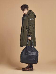 Lee Kwang Soo & Nara couple up for 'Buckaroo' fallwear!   Koogle TV