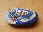 Rockpainting - Dragon 0002
