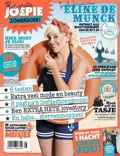 Cover Joepie magazine