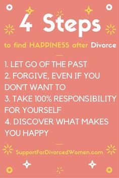 steps to dating after divorce