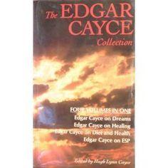 Edgar Cayce Collection: 4 Volumes in 1 Edgar Cayce, Audio Books, Healing, Basement, Spiritual, Shelf, Boxes, Rest, Friends