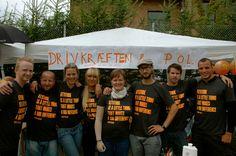 #drivkraeften #stafetforlivet #t-shirt