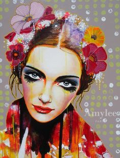 Rodney Pike Humorous Illustrator: Artist Feature ~ Amylee - Paris