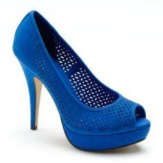 Apt. 9 Peep-Toe Platform High Heels - Women.....Just picked up these bad boys yesterday!!!!!