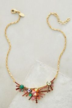 Elizabeth Cole Atsuki Necklace #anthrofave