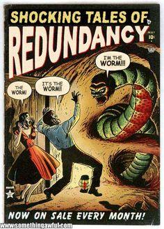 the redundancy