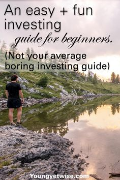 An easy investing guide for beginners. (Not your average boring investing guide) If you've always wanted to learn how to start investing, but never kenw where to even begin, start here. This guide is far from boring it's really easy to understand how to start investing. http://www.youngyetwise.com/ebook