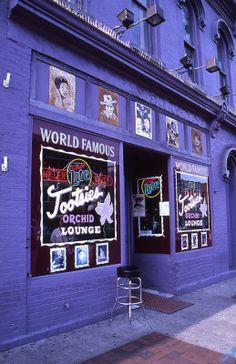 Tootsie's, Broadway, Nashville, TN - Jennifer Holloway