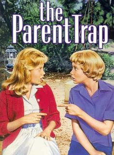 The Parent Trap (1961) - Fun childhood movie..... Haley Mills vs Lindsey Lohan? No contest!