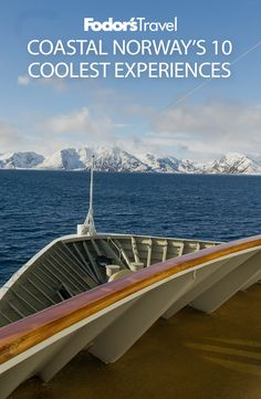 Part cruise ship, part ferry, part commercial vessel, Hurtigruten offers offshore excursions at ports from Bergen to Alesund to Trondheim and many more. Trondheim, Europe Destinations, Travel Europe, North Europe, Alesund, Bergen, Cruise Norway, Coastal, Scenery