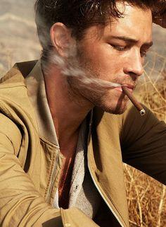 Francisco Lachowski for Harper's Bazaar Men Thailand SS 2015