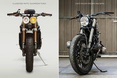 Classified Moto's 'Doomsdaytona' and CRD's BMW '#49'.