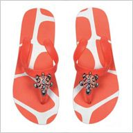32f2b32606ed0 Flop around poolside this summer in these fabulous Miss Trish