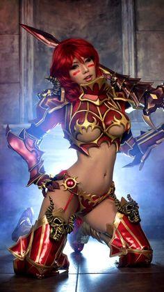 [Neowiz] 킹덤 언더 파이어 : 에이지 오브 스톰 엘류인 - 타샤(@spcatsTASHA) - More at https://pinterest.com/supergirlsart #girl #sexy #타샤 #Tasha #타샤님 #스파캣 #스파이럴캣츠 #Spcats #Spiralcats #코스프레 #Cosplay #Neowiz #엘류인
