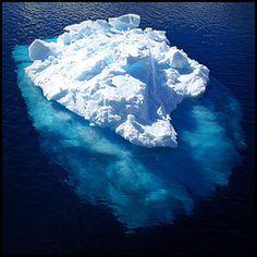 ¿Qué pasaría si quisiéramos utilizar los icebergs como fuente de agua potable?