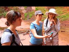 """If you could hie to Kolob"" as sung in Kolob Canyons in Zion National Park"