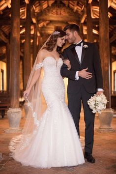 Off-the-shoulder wedding dress with fit-and-flare wedding dress - Style by Essense of Australia. Find more Essense of Australia wedding dress inspo on WeddingWire! wedding dresses styles Wedding Dress out of Essense of Australia - Classic Wedding Gowns, Top Wedding Dresses, Designer Wedding Dresses, Gown Designer, Prom Dresses, Bridesmaid Dresses, Justin Alexander Signature, Essence Of Australia Wedding Dress, Bohemian Bridesmaid