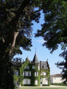 Château Lascombes, Margaux, Aquitaine; one of 14 Deuxieme Grand Crus Classes (Second Growths); Bordeaux