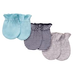 3-pack Mittens   Baby Boy Accessories - Carter's 7.50
