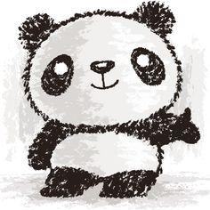 Panda on Behance