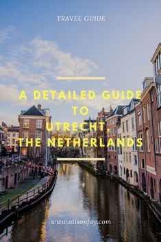The charming city of Utrecht is the fourth largest city and oldest city in The Netherlands. Often overlooked by tourists, Utrecht offers a much more relaxed, laid-back pace than that of Amsterdam.