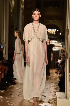 Khaleesi Would Be All Over Valentino's Couture Collection