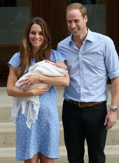 After nine months of anticipation, the royal baby made his debut on July when Prince William and Catherine, Duchess of Cambridge, welcomed Prince George Alexander Louis.