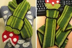 12 Totally Crazy Scarves (cool scarves,uniquescarves) - ODDEE