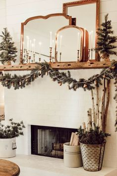 Come get inspired to create a cozy cottage Christmas living room. A winter wonde… Come get inspired to create a cozy cottage Christmas living room. A winter wonderland of trees, a simple and elegant mantel, and lots of vintage details. Christmas Living Rooms, Cottage Christmas, Cozy Christmas, Xmas, White Christmas, Christmas Island, Christmas Villages, Christmas Vacation, Victorian Christmas