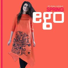 Ego Spring Collection 2013 For Women   Latest Fashion Trends